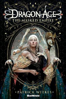 The Masked Empire book cover