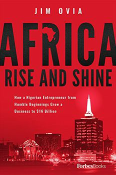 Africa Rise And Shine book cover