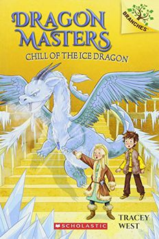 Chill of the Ice Dragon book cover