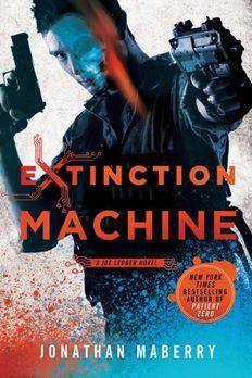 Extinction Machine book cover