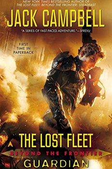 The Lost Fleet book cover