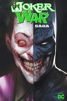The Joker War Saga book cover