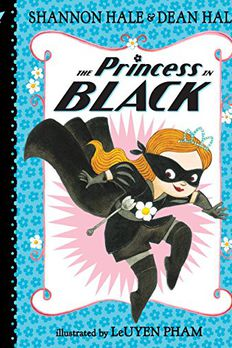 The Princess in Black book cover