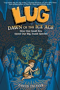 Lug, Dawn of the Ice Age book cover