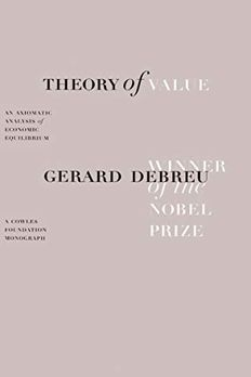 Theory of Value book cover