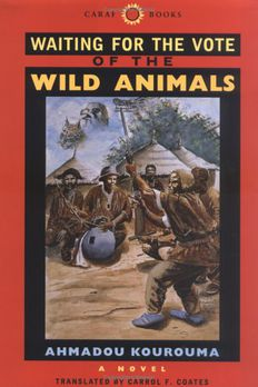 Waiting for the Vote of the Wild Animals book cover