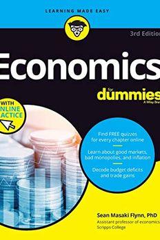 Economics For Dummies book cover