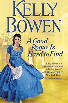 A Good Rogue Is Hard to Find book cover