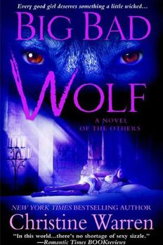 Big Bad Wolf book cover