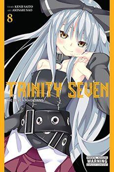 Trinity Seven book cover