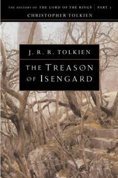 The Treason of Isengard book cover