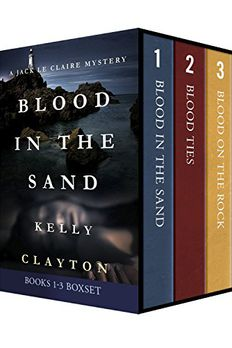 The Jack le Claire Mystery Series book cover