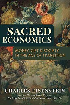 Sacred Economics book cover