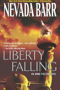 Liberty Falling book cover