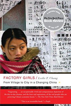 Factory Girls book cover