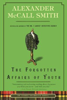 The Forgotten Affairs Of Youth book cover