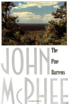The Pine Barrens book cover