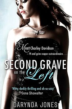 Second Grave on the Left book cover