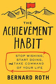 The Achievement Habit book cover