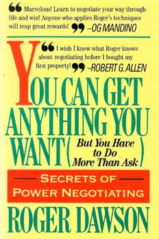 You Can Get Anything You Want book cover
