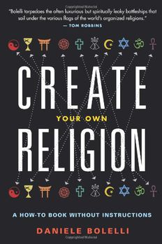 Create Your Own Religion book cover