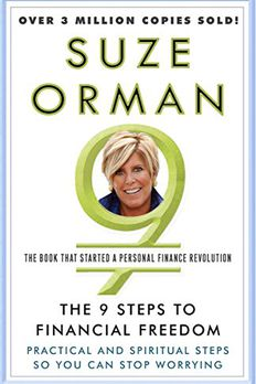 The 9 Steps to Financial Freedom book cover