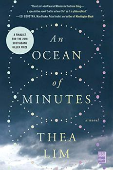 An Ocean of Minutes book cover