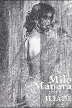 Iliade book cover