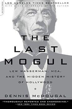 The Last Mogul book cover