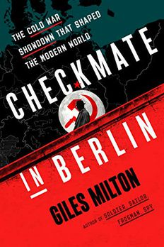 Checkmate in Berlin book cover