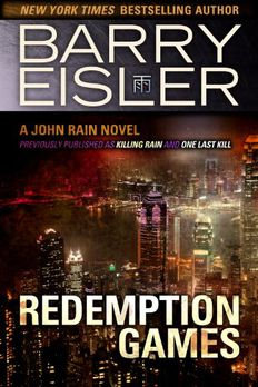 Redemption Games book cover