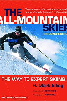 All-Mountain Skier  book cover