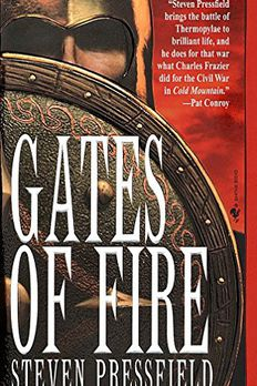 Gates of Fire book cover