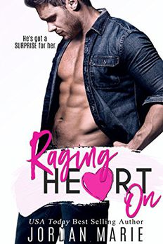 Raging Heart On book cover