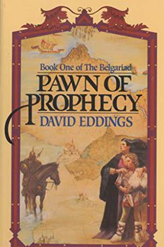 Pawn of Prophecy book cover