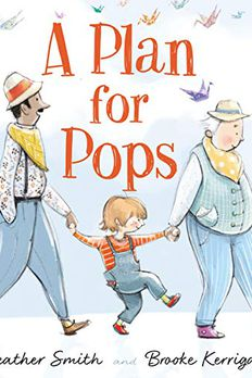 A Plan for Pops book cover
