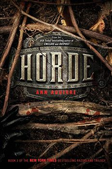 Horde book cover
