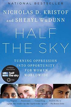 Half the Sky book cover