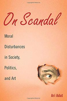 On Scandal book cover