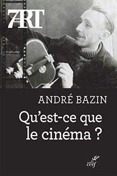 Qu'est-ce que le cinema ? book cover