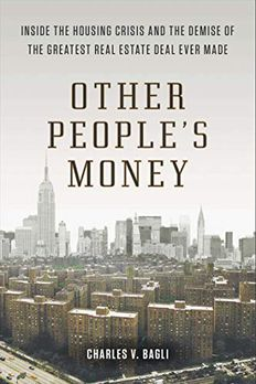 Other People's Money book cover