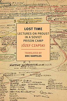 Lost Time book cover