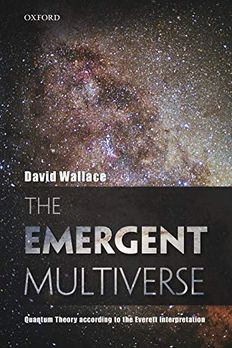 Emergent Multiverse Quantum Theory Accor book cover