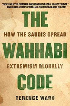 The Wahhabi Code book cover