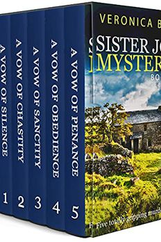THE SISTER JOAN MYSTERIES BOOKS 1–5 five totally gripping murder mysteries box set (Brilliant crime thriller box sets) book cover