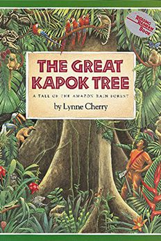 The Great Kapok Tree book cover