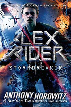 Stormbreaker book cover