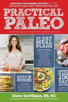 Practical Paleo book cover