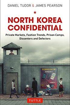 North Korea Confidential book cover