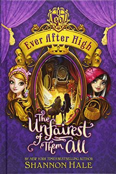 The Unfairest of Them All book cover